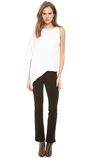 Donna Karan New York Asymmetrical Top