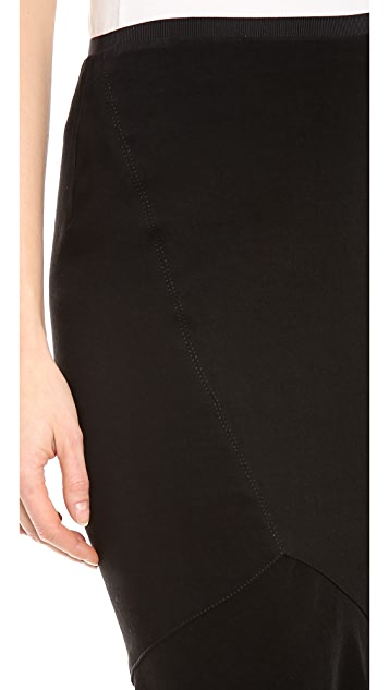 Donna Karan New York Trumpet Skirt