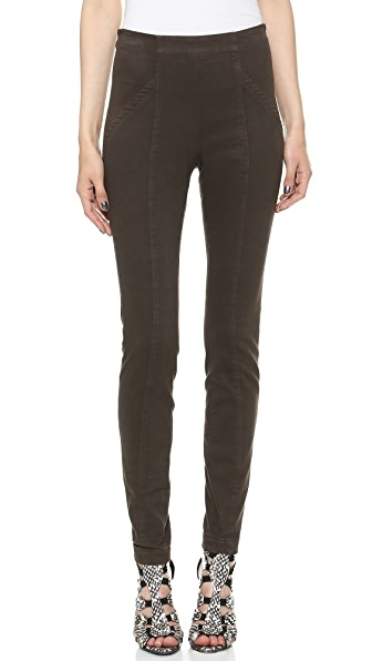 Donna Karan New York Seamed Skinny Pants
