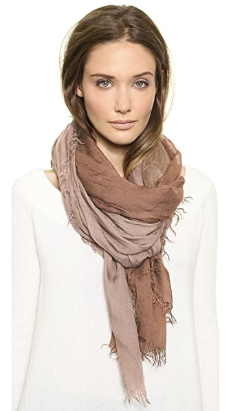 Donna Karan New York Soft Fringe Scarf