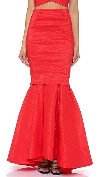 Donna Karan New York Вечерняя юбка-годе