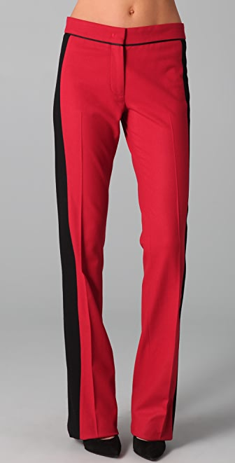 Derek Lam Stripe Trousers