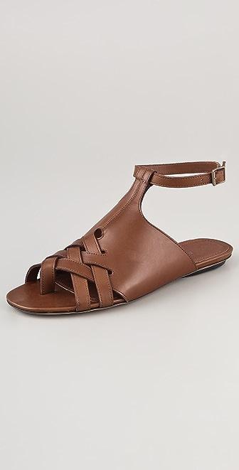 Derek Lam Elan Flat Sandals