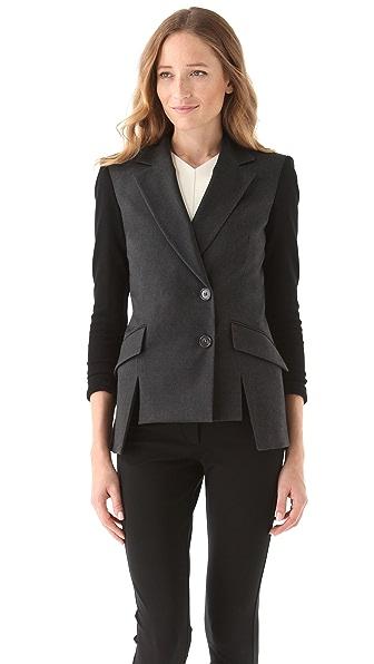Derek Lam Asymmetrical Jacket