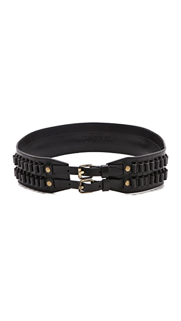 Derek Lam Military Hip Belt
