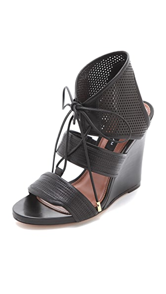 Derek Lam Brooklynn Wedged Sandals