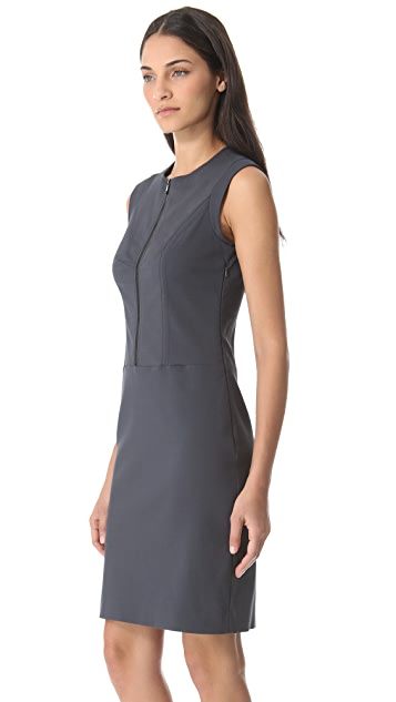 Derek Lam Zip Front Dress