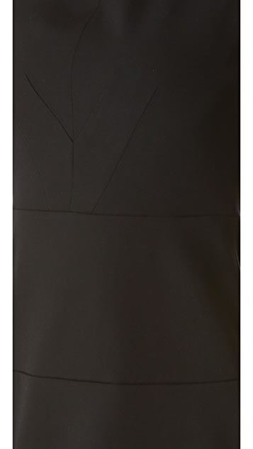 Derek Lam Pleated Hem Dress
