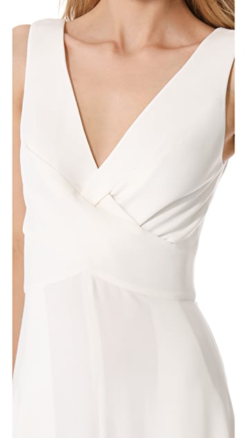 Derek Lam Sleeveless Gown