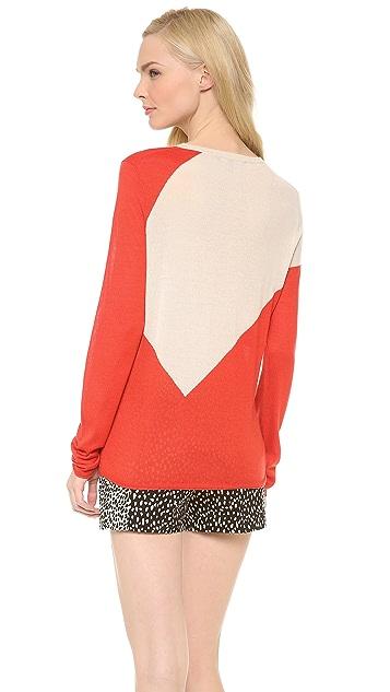 Derek Lam Crew Neck Sweater