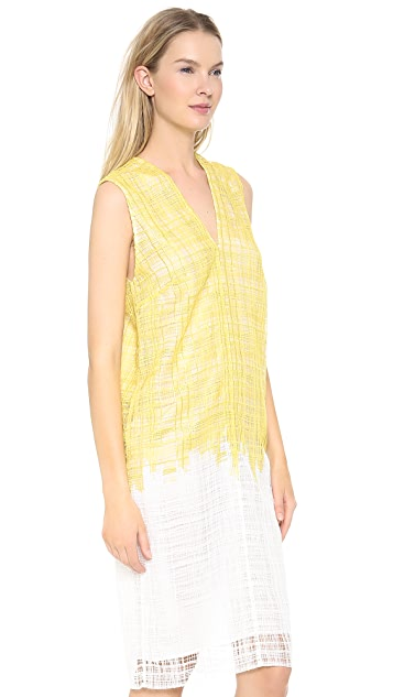 Derek Lam Guipure Lace Dress