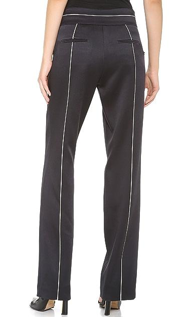 Derek Lam Satin Pajama Pants