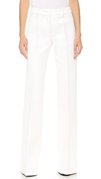 Derek Lam Long Flared Trousers