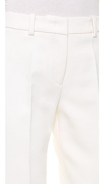 Derek Lam Long Flared Trousers