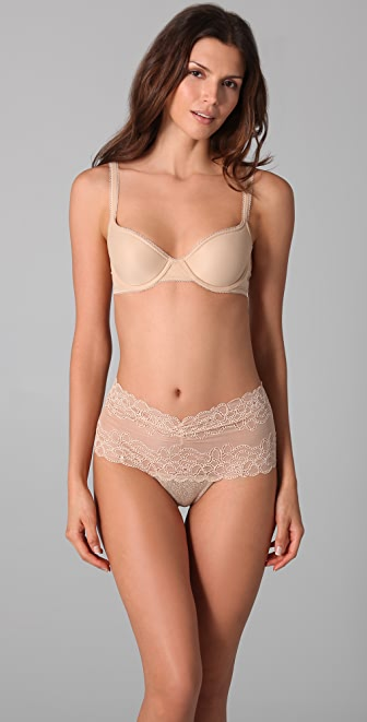 DKNY Intimates Classic Beauty Demi Bra