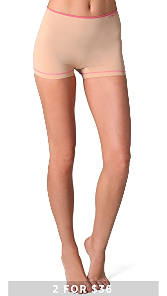 DKNY Intimates Tummy Managers Boyleg Shorts