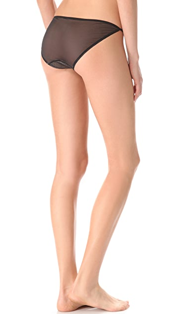 DKNY Intimates Super Glam String Bikini