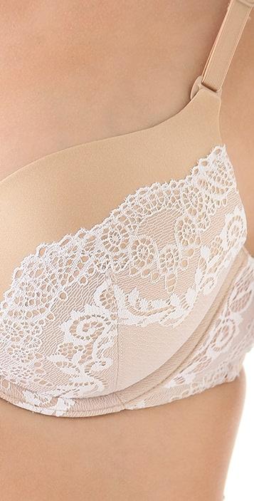 DKNY Intimates Super Glam Embellished Multiway Bra