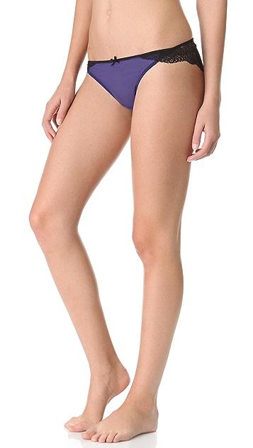DKNY Intimates Seductive Lights Bikini Briefs