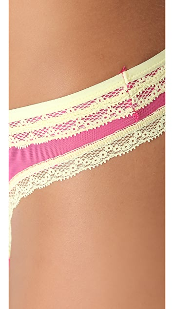 DKNY Intimates Thrill Seekers Table Thong
