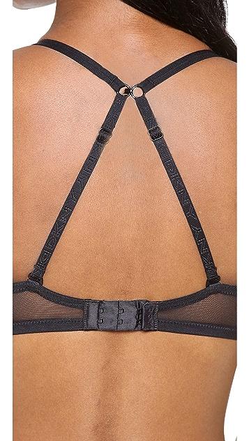 DKNY Intimates Signature Lace Wireless Bra
