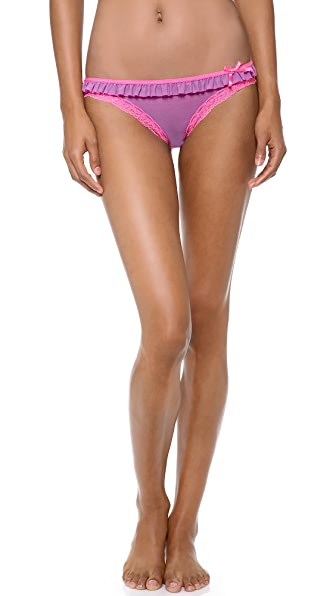 DKNY Intimates Fancy Frills Bikini