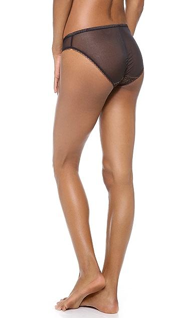 DKNY Intimates Super Sleeks Embellished Bikini