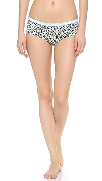 DKNY Intimates Fusion Table Hipster Briefs