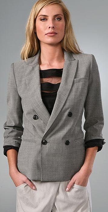 DKNY Double Breasted Jacket