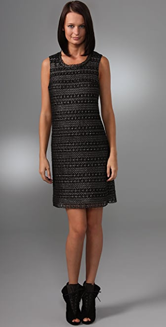 DKNY Sleeveless Sheath Dress