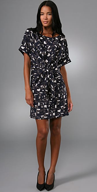 DKNY Dolman Sleeve Dress