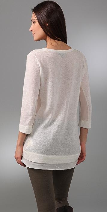 DKNY Pullover Tunic