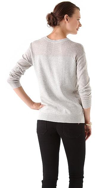 DKNY Pure DKNY Crew Neck Sweater
