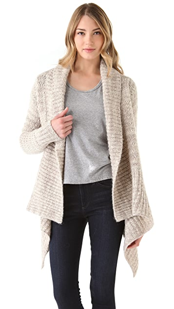 DKNY Pure DKNY Cardigan Sweater