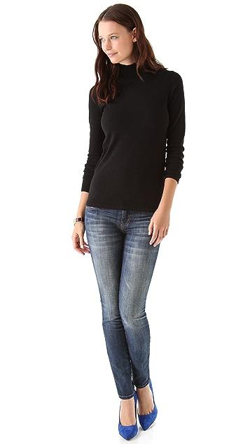 DKNY Turtleneck Sweater