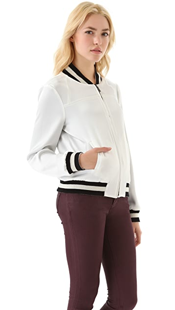 DKNY Reversible Bomber Jacket