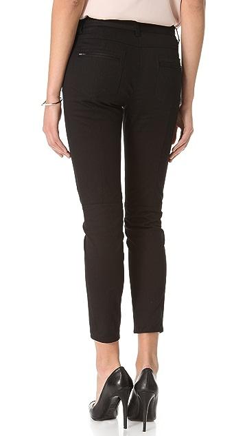 DKNY Ankle Skinny Pants
