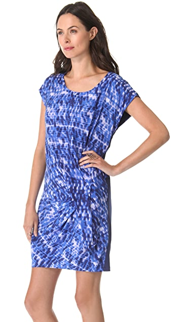 DKNY Pure DKNY Drape Hem Dress