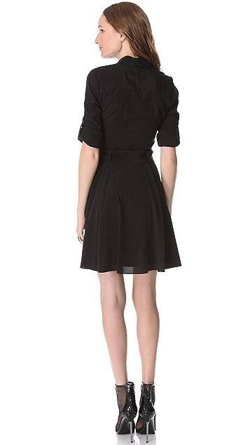 DKNY Shirt Dress