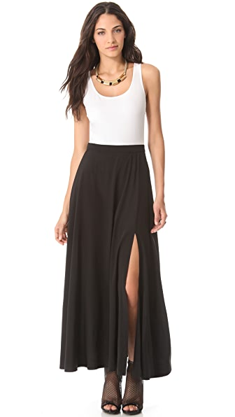 DKNY Maxi Dress with Bodysuit  SHOPBOP