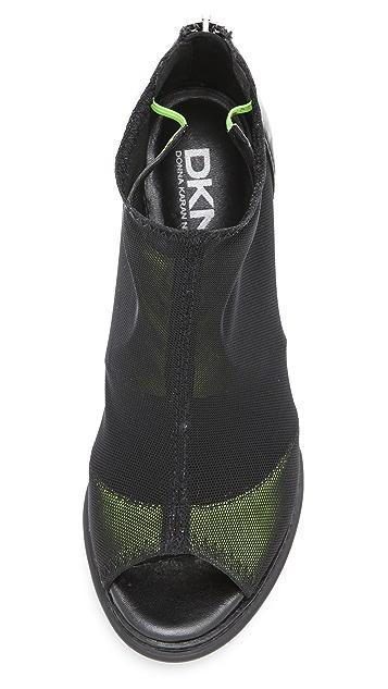 DKNY Adina Stretch Booties