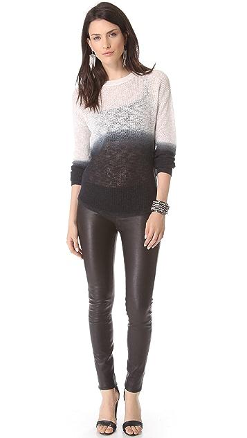 DKNY Pure DKNY Dip Dye Pullover