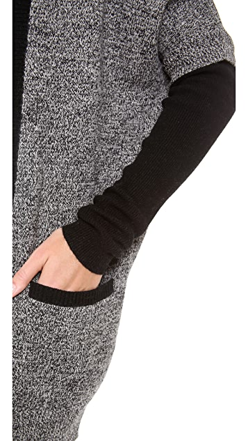 DKNY Pure DKNY Luxe Wool Sweater