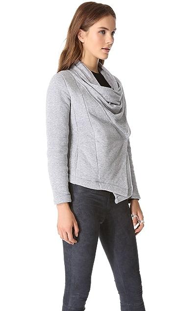 DKNY Pure DKNY Knit Jacket