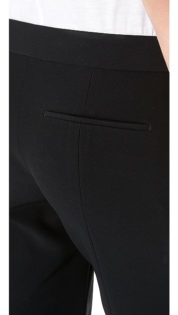 DKNY Clean Slim Ankle Pants
