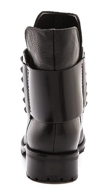 DKNY Mara Moto Boots