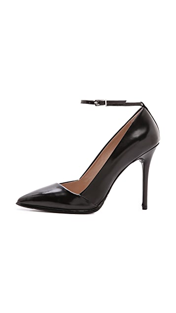 DKNY Saffi Asymmetrical Pumps
