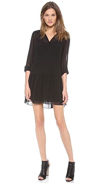 DKNY Pure DKNY Drop Waist Tunic / Dress