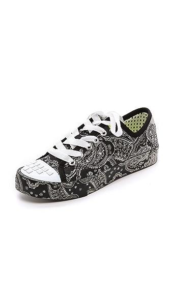 DKNY Barbara Studded Sneakers