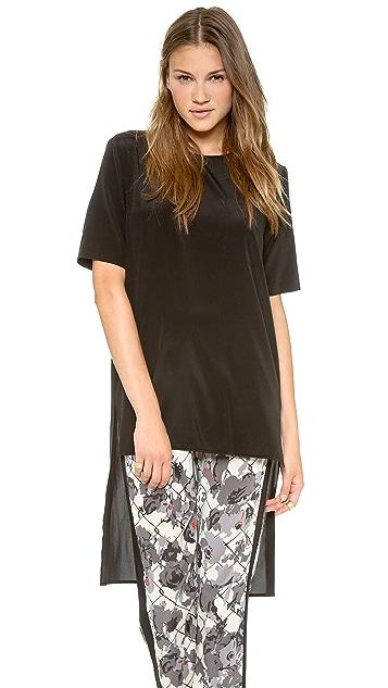 DKNY Short Sleeve Tunic